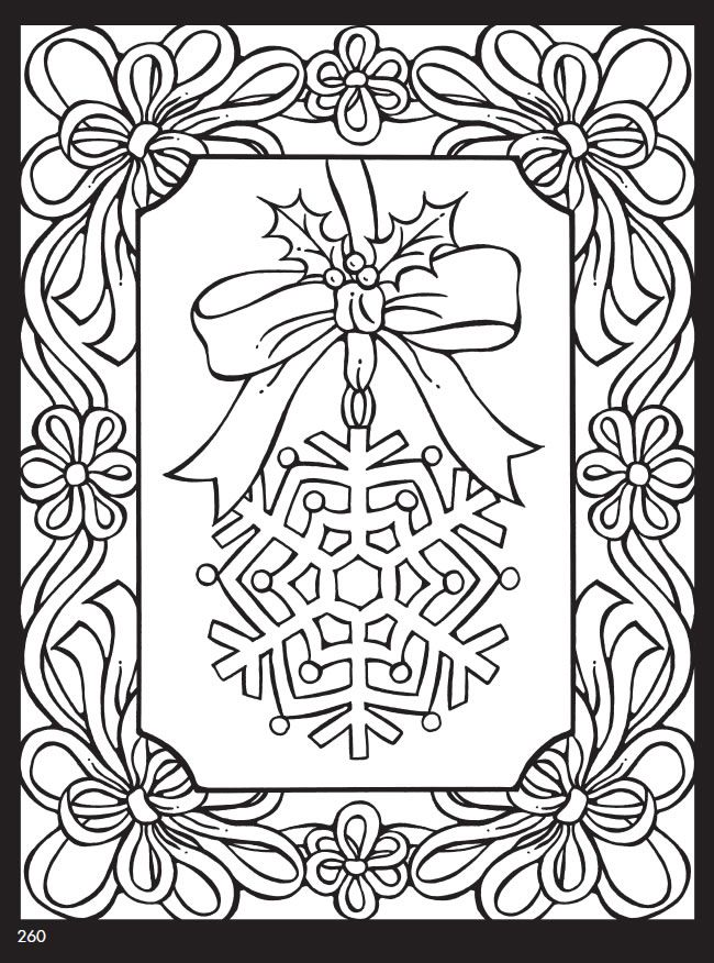 Giant Christmas Coloring and Activity Book Welcome to Dover Publications: