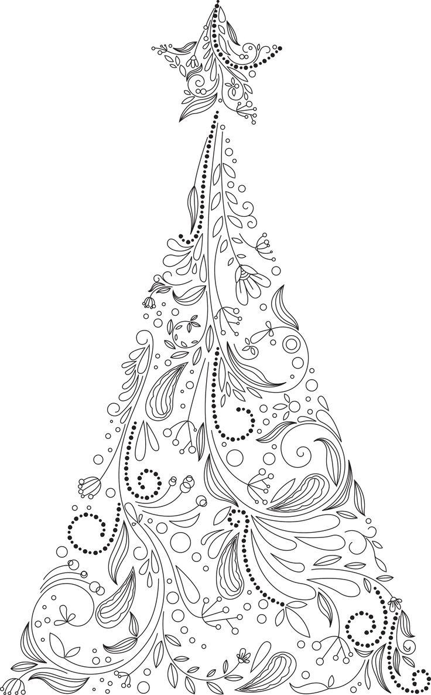 Christmas coloring06: