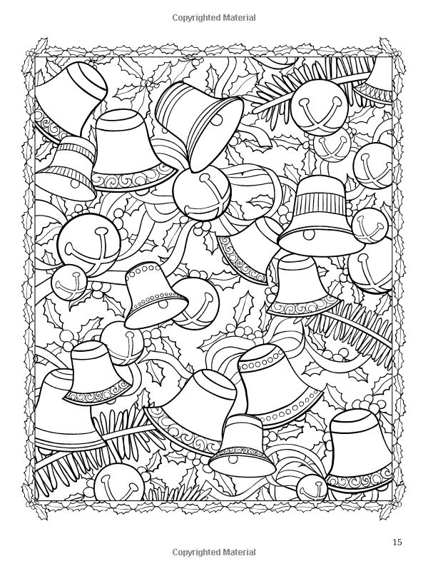 Amazon.com: ChristmasScapes (Dover Holiday Coloring Book) (9780486471952): Jessica Mazurkiewicz: Books: