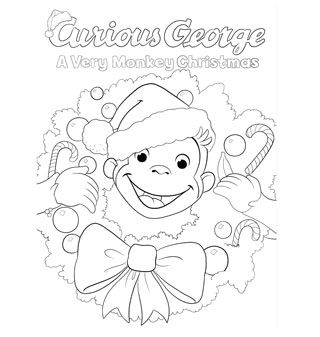 Winter entertainment can be as easy as coloring your favorite PBS Kids characters. #PBSHoliday #coloringsheets: