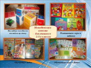 Наглядные пособия по английскому языку Развивающие игры и задания Обучающее в
