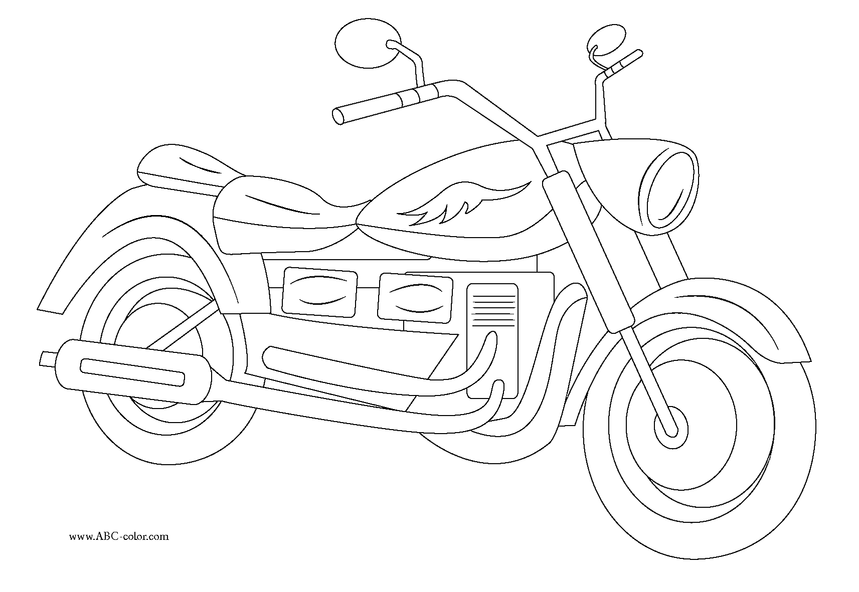 D:\downloads\motorcycle-bitmap-coloring.png