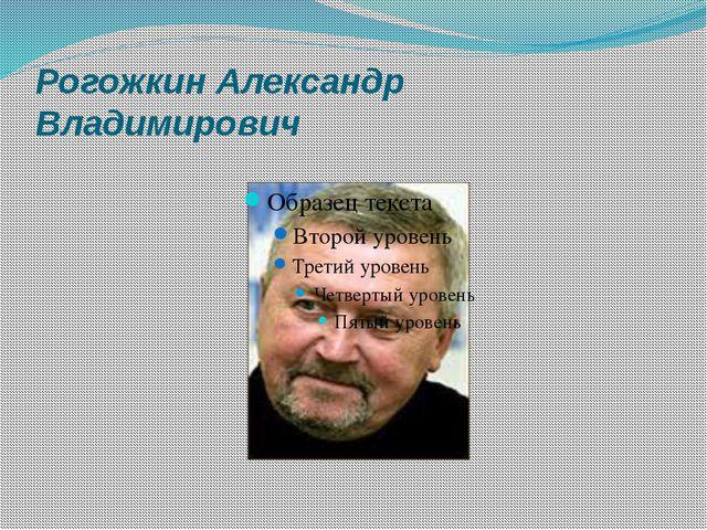 Рогожкин Александр Владимирович