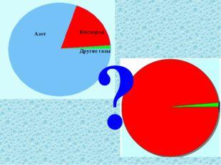 Азот Кислород Другие газы ?