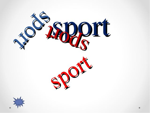 sport sport sport sport