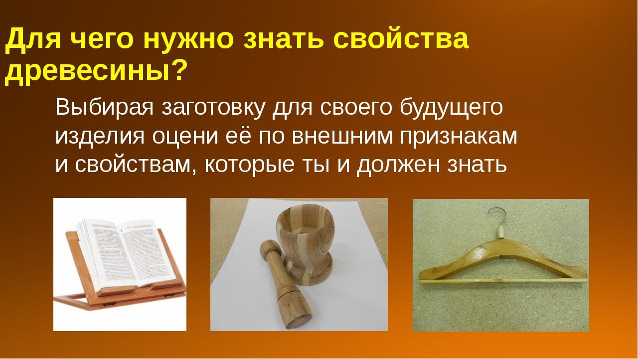 Для чего нужно знать свойства древесины? Выбирая заготовку для своего будущег...