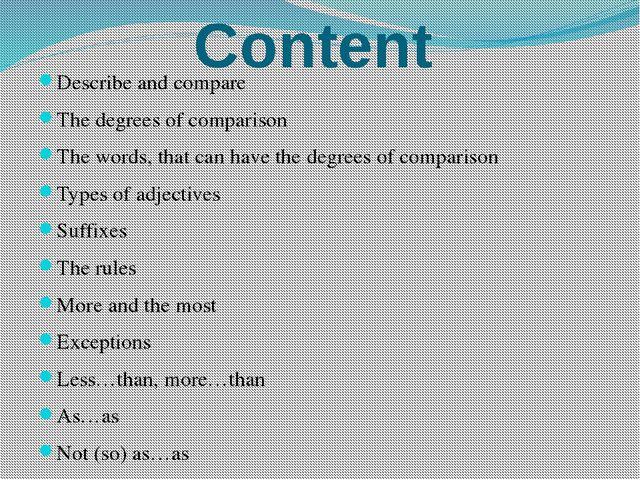Прилагательные в английском языке не изменяются по числам и падежам, но, как...