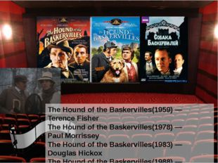 The Hound of the Baskervilles(1959) — TerenceFisher The Hound of the Baskerv
