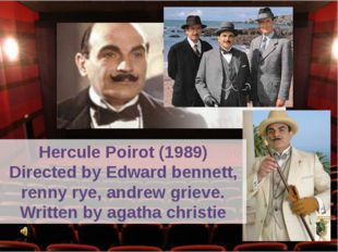 HerculePoirot (1989) Directed by Edward bennett, renny rye, andrew grieve. W