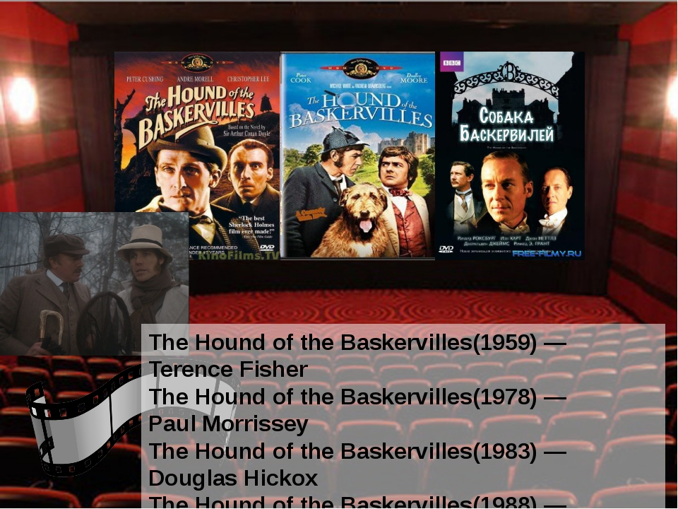 The Hound of the Baskervilles(1959) — TerenceFisher The Hound of the Baskerv...