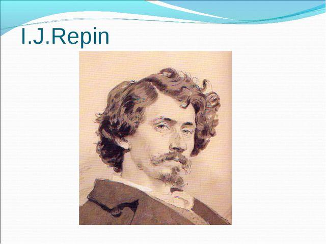 I.J.Repin