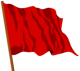 https://upload.wikimedia.org/wikipedia/commons/thumb/5/52/Red_flag_II.svg/466px-Red_flag_II.svg.png