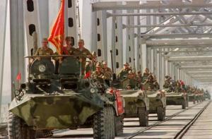 Сегодня отмечают 22 годовщину вывода советских войск из Афганистана