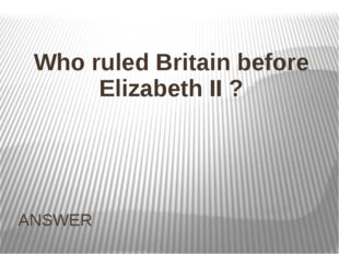 ANSWER He was an eminent Scotish-born scientist, inventor, engineer and innov