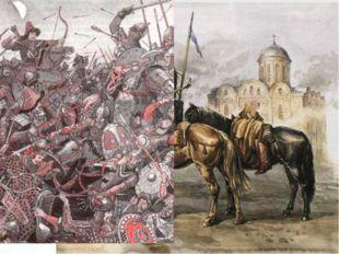 8. Появление половцев Первое появление половцев на Руси в 1061 г. (Сахаров).