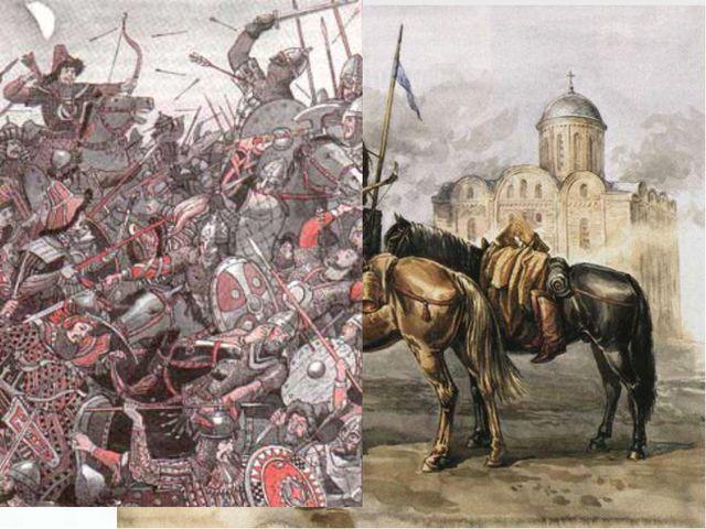 8. Появление половцев Первое появление половцев на Руси в 1061 г. (Сахаров)....