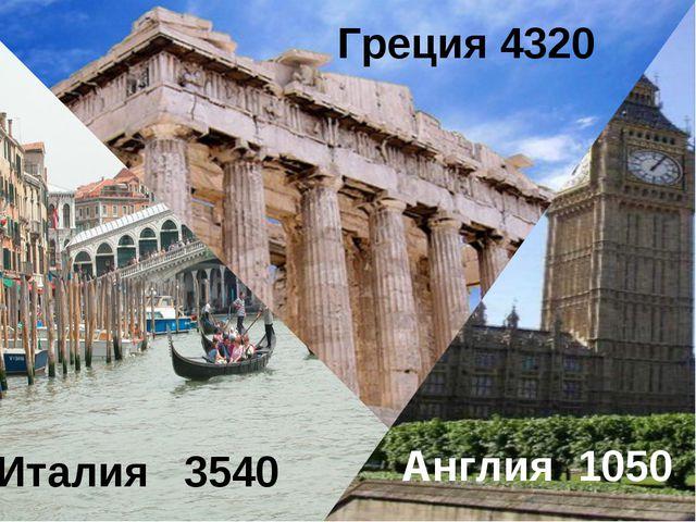 Греция 4320