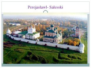 Perejaslawl- Salesski