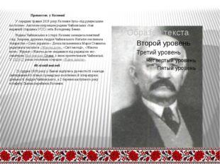 Прихисток у Коломиї У середині травня 1919 року Коломия була «під румунським