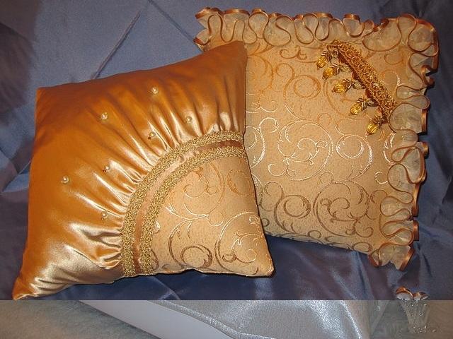 Диванные подушки своими руками с фото и выкройка