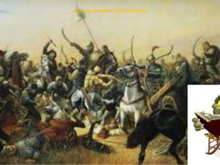 30 баллов: Гаухар батыр, возглавлявшая разведывательный отряд в войне с джунг