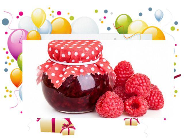 Бабушка из сладких ягод Наварила что-то. И его нам хватит на год К чаю и в ко...