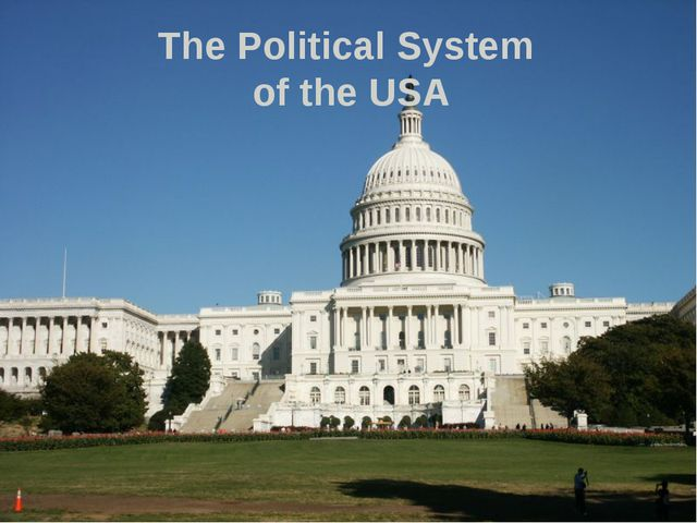 The Political System of the USA