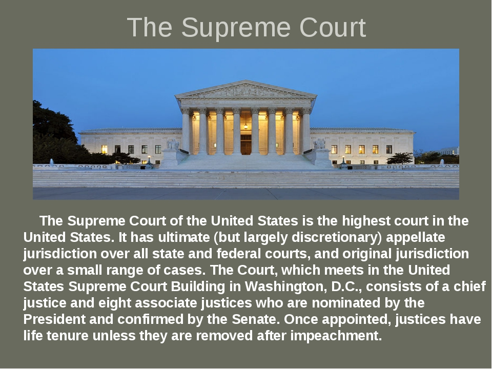 an overview of the supreme court case calder v jones in the united states I the fourteenth amendment does not permit state courts to assert judicial jurisdic-tion based solely on a defen-dant's act of placing goods in.