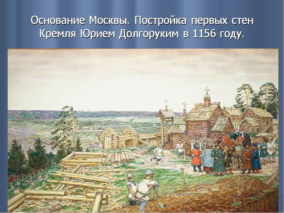 этом случае московский кремль история с картинками проф