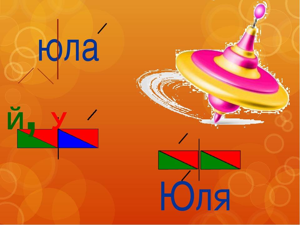 юла Й, У Юля