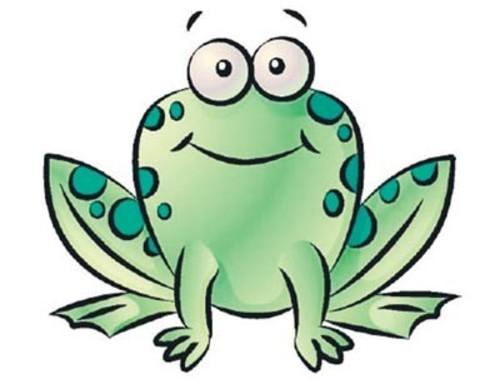 Рисунки жаба