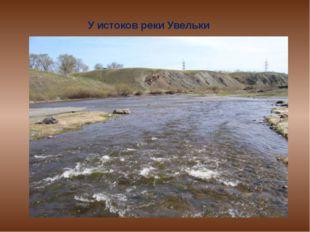 У истоков реки Увельки