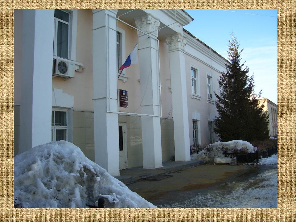 Школа, дом п. Увельский