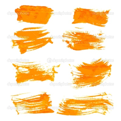 http://st.depositphotos.com/1002015/4246/v/950/depositphotos_42460973-Set-orange-gouashe-realistic-thick-paint-strokes.jpg