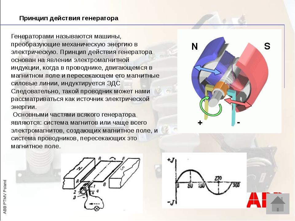 Турбогенераторы – типы В зависимости от электрической мощности и технических...
