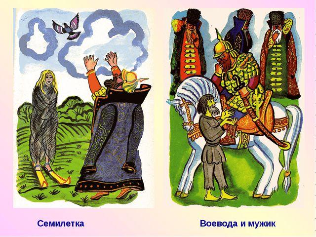 Семилетка Воевода и мужик