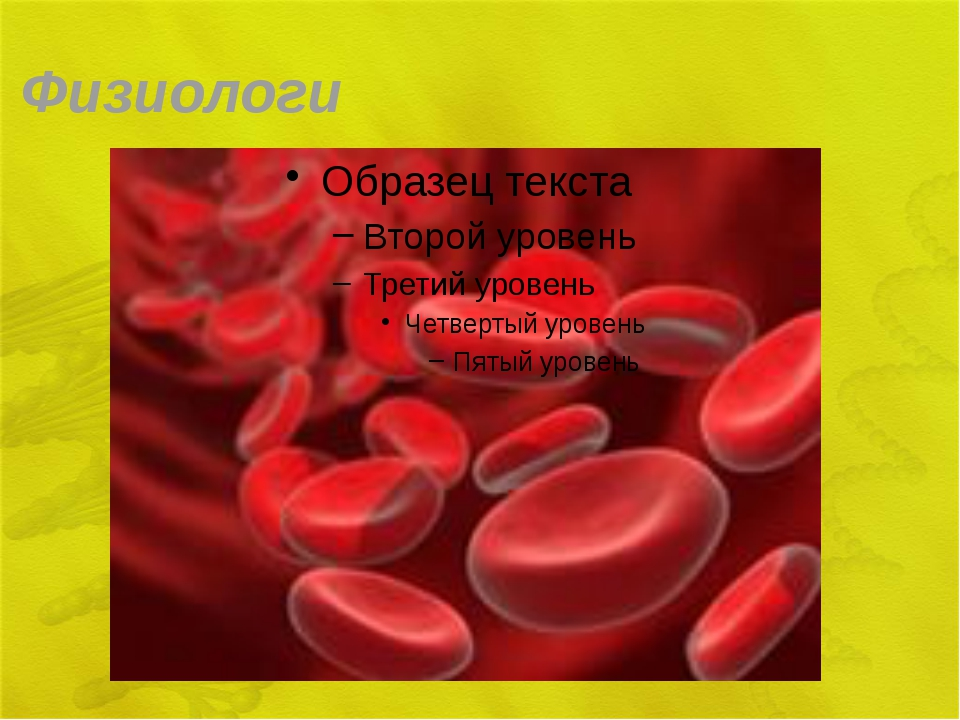 Физиологи
