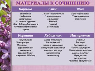 Спицына Т.В. Корзина Стол Фон Плетёная Небольшая Коричневая Из ивовых прутьев