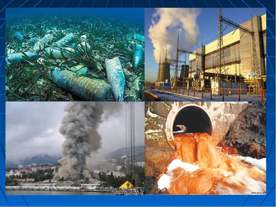 картинки экологическими проблемами представляют гостям