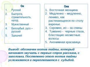 Он Русский Быстрота, стремительность, напор, Мужественный Белозубый, русо – р