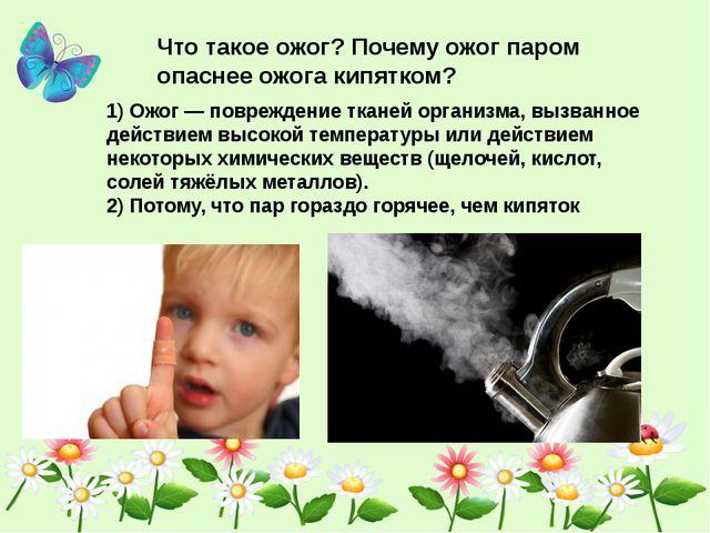 Ожоги лечение в домашних условиях паром