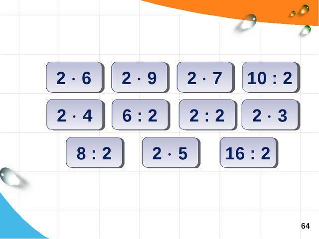 12 2  6 18 2  9 14 2  7 5 10 : 2 8 2  4 3 6 : 2 1 2 : 2 6 2  3 4 8 : 2 1...