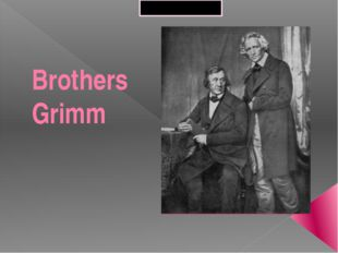 Brothers Grimm Prezentacii.com