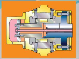 Рис. 3 Телескопическая труба привода ВПЛ
