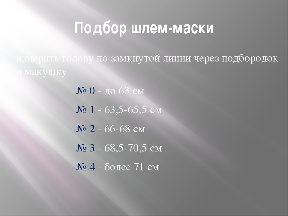 Перевод противогаза в «Боевое» положение 2