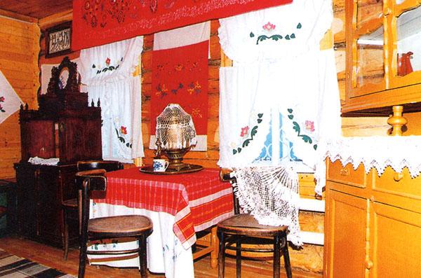 Интерьер в татарских домах