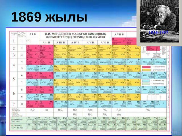 ІІІ Бөлім. Металдар айтысы