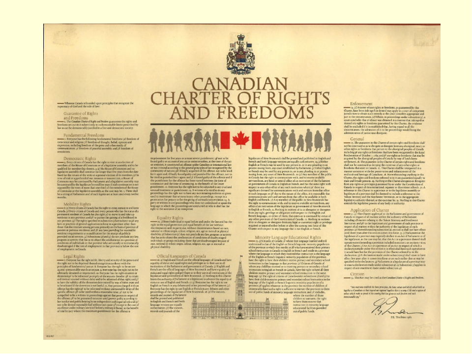 canada essay in minority protected right These separate school systems reflect the constitutionally protected right to religious education for roman catholics or protestants, when either group is the religious minority in a community public and separate school systems that are publicly funded serve about 93 per cent of all students in canada.