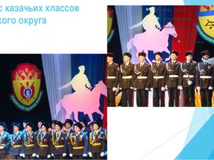 Конкурс казачьих классов Уральского округа