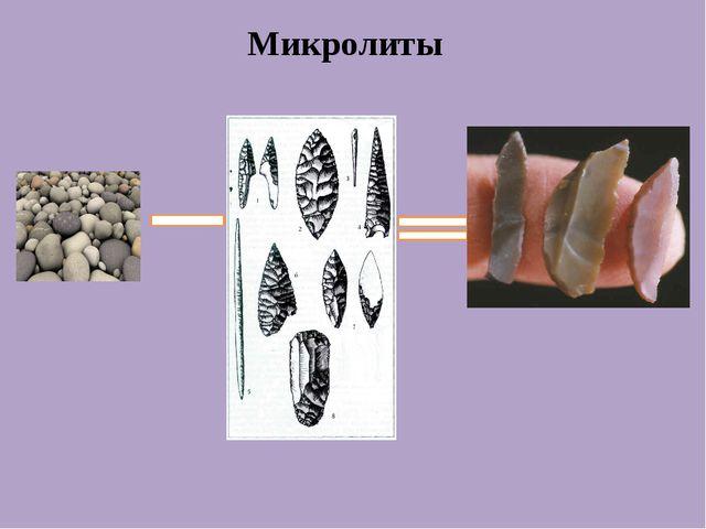 Микролиты